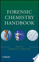 Forensic Chemistry Handbook Book