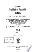 Debates; Official Report