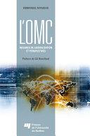 L'OMC : mesures de libéralisation et perspectives Pdf/ePub eBook