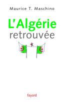 Pdf L'Algérie retrouvée Telecharger