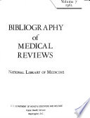 Bibliography of Medical Reviews