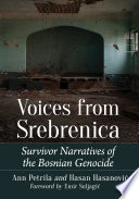 Voices from Srebrenica Book