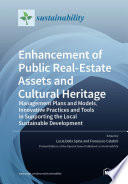 Enhancement of Public Real estate Assets and Cultural Heritage Book