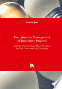 Key Issues for Management of Innovative Projects