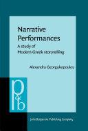 Narrative Performances