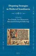 Disputing Strategies in Medieval Scandinavia