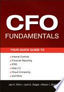 CFO Fundamentals Book