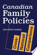 Canadian Family Policies