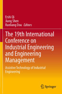 Pdf The 19th International Conference on Industrial Engineering and Engineering Management Telecharger