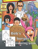 Bob s Burgers Coloring Book Book