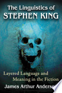 The Linguistics of Stephen King