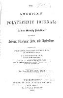 The American Polytechnic Journal