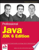 Professional Java JDK 6 Edition