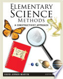 """Elementary Science Methods: A Constructivist Approach"" by David Jerner Martin"