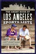 The Great Book of Los Angeles Sports Lists [Pdf/ePub] eBook