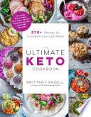 The Ultimate Keto Cookbook Book
