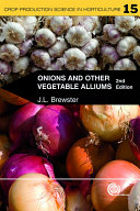 Pdf Onions and Other Vegetable Alliums