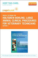 Large Animal Clinical Procedures For Veterinary Techncians