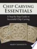 Chip Carving Essentials