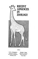 Recent Advances in Zoology