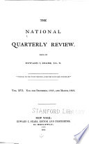The National Quarterly Review Book