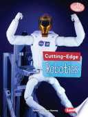 link to Cutting-edge robotics in the TCC library catalog