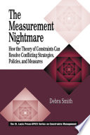 The Measurement Nightmare