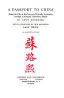 A Passport to China