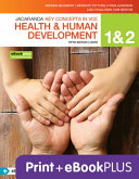 Cover of Key Concepts VCE Health and Human Development Units 1 and 2