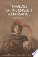 Tragedies Of The English Renaissance
