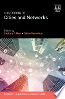 Handbook of Cities and Networks