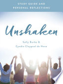 Unshaken Study Guide And Personal Reflections Book