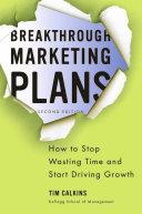 Breakthrough Marketing Plans