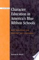 Character Education in America s Blue Ribbon Schools