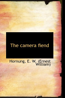 Download The Camera Fiend Epub