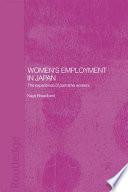 Women s Employment in Japan