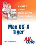 Sams Teach Yourself Mac OS X Tiger All in One