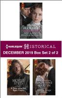 Harlequin Historical December 2019 - Box Set 2 of 2