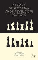 Religious Stereotyping and Interreligious Relations [Pdf/ePub] eBook