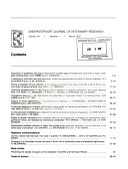 The Onderstepoort Journal of Veterinary Research