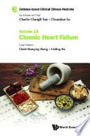 Evidence based Clinical Chinese Medicine   Volume 15  Chronic Heart Failure Book