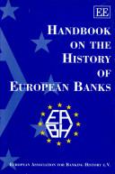 Handbook on the History of European Banks