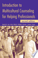 Introduction to Multicultural Counseling for Helping Professionals  second edition Book