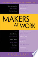 Makers at Work