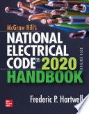 McGraw Hill s National Electrical Code 2020 Handbook  30th Edition Book