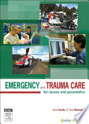 Emergency and Trauma Care for Nurses and Paramedics Book