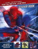 The Amazing Spider-Man Reusable Sticker Book