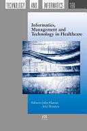 Informatics, Management and Technology in Healthcare
