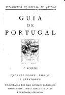 Guia de Portugal: v. Generalidades. Lisboa e arredores