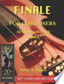 Finale for Composers  20Th Anniversary Edition